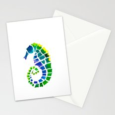 Seahorse Love Stationery Cards