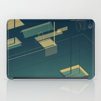 pool iPad Cases featuring Pool by Maxime Chillemi
