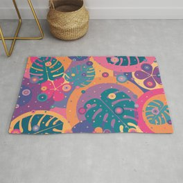 Tropical Dots Rug