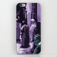 arab iPhone & iPod Skins featuring Arab World by Sergio Silva Santos