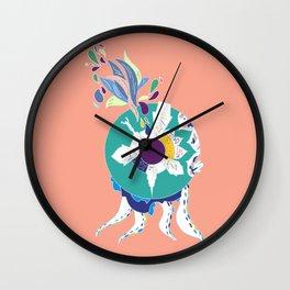 Feelin Philly Wall Clock