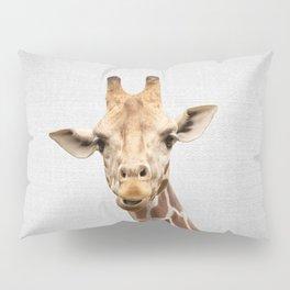 Giraffe 2 - Colorful Pillow Sham