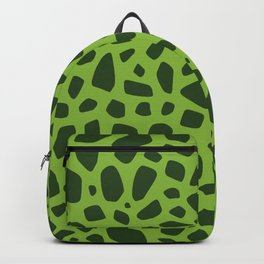 Cell Pattern Backpack