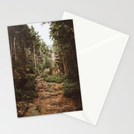 Table Mountains - Landscape and Nature Photography Stationery Cards