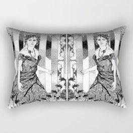 anna & anna karenina Rectangular Pillow