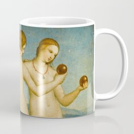 """Raffaello Sanzio da Urbino """"Three Graces"""", circa 1504-1505 Coffee Mug"""
