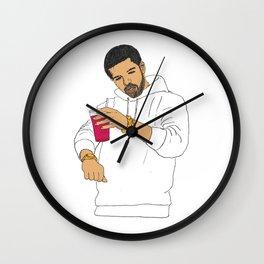 Dancing Drake Wall Clock