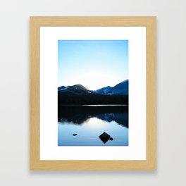 Rocky Mountain National Park Framed Art Print