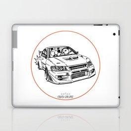 Crazy Car Art 0196 Laptop & iPad Skin