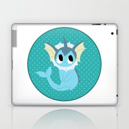 Vaporeon Laptop & iPad Skin