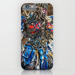 Optimus Prime iPhone Case