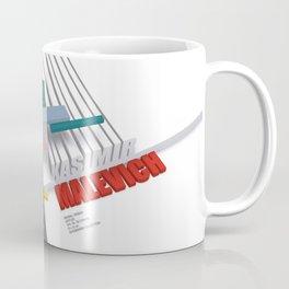 Malevich 3D Coffee Mug