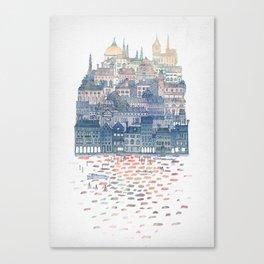 Serenissima - Venice in the Evening Canvas Print