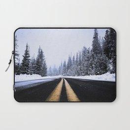 Take new roads Laptop Sleeve