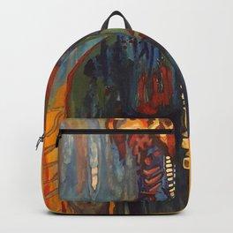 """Ex-Communicton"" Backpack"