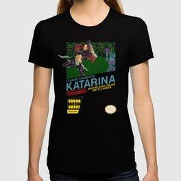 8-bit Champion: Katarina T-shirt