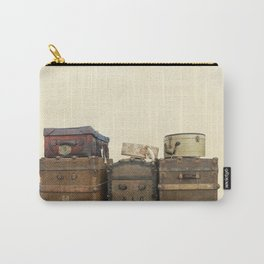 Steamer Trunks and Vintage Luggage Carry-All Pouch
