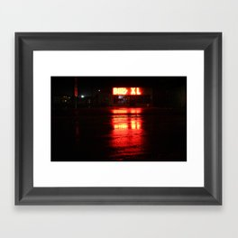Bills XL Framed Art Print