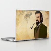 django Laptop & iPad Skins featuring Django  by William Rutherford
