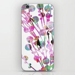 Sprig neon iPhone Skin