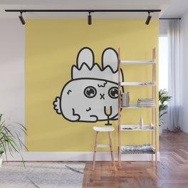 New Year bunny Wall Mural