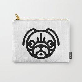 Sadden Pug - wear an icon Carry-All Pouch