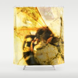 The Pain Shower Curtain