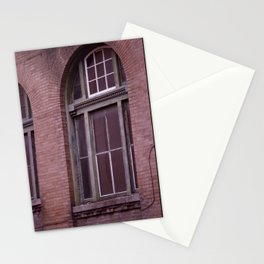 Window Arch in the Marigny Stationery Cards