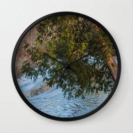 Cliff Tree Wall Clock