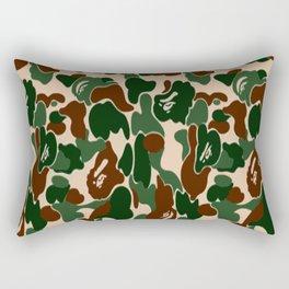 Bape Camp Rectangular Pillow
