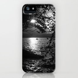 The Flood. iPhone Case