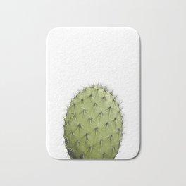 Cactus, Green cactus Bath Mat