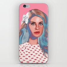 Lana iPhone Skin