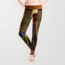 Wonderful egyptian women Leggings