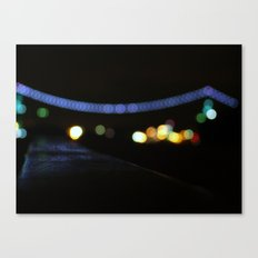 Lions Gate Bridge Canvas Print