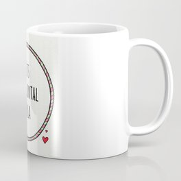 Lets Horizontal Hula Coffee Mug