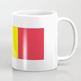 Flag of belgium-belgian,belge,belgique,bruxelles,Tintin,Simenon,Europe,Charleroi,Anvers,Maeterlinck Coffee Mug
