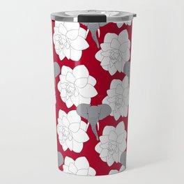 Alabama crimson Travel Mug