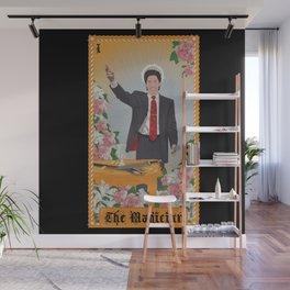 "Celerity Tarot: Joel Osteen as ""The Magician"" Wall Mural"