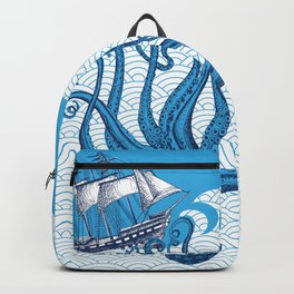 Octo-shipwreck Backpack