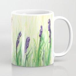 Fox with Butterflies Coffee Mug