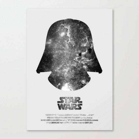 Star Wars - A New Hope Canvas Print
