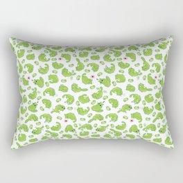 Cat Bean's Emotions Rectangular Pillow