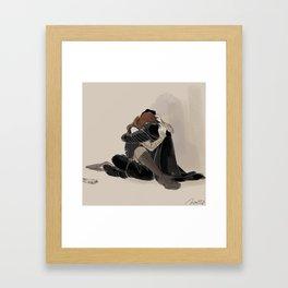 'Come Home' Framed Art Print