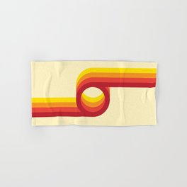 Funkadelic Twist Hand & Bath Towel