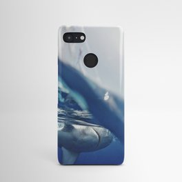 Shark on the Surface Android Case
