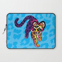 Oracular Leopard Cub Laptop Sleeve