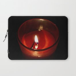 The Candle in the night Laptop Sleeve