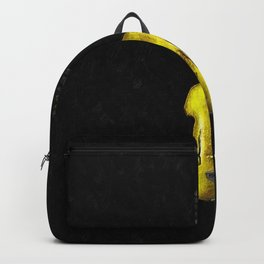 Gold Viola Backpack