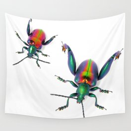 Frog-legged Pair Wall Tapestry